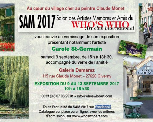 Invitations SAM2017_9-13 sept18